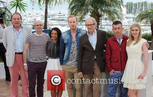 William Ruane, Ken Loach and Cannes Film Festival