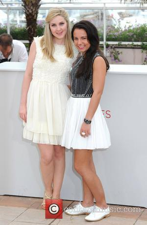 Jasmin Riggins and Siobhan Reilly 'The Angel's Share' photocall during the 65th Cannes Film Festival Cannes, France - 22.05.12