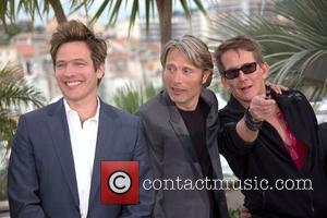 Thomas Vinterberg, Mads Mikkelsen, Thomas Bo Larsen and Cannes Film Festival