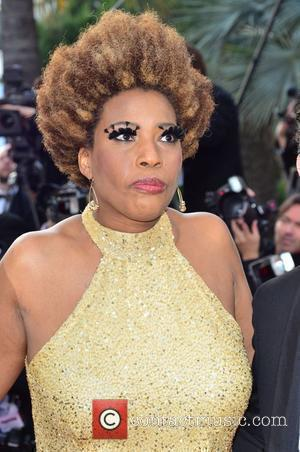 Macy Gray and Cannes Film Festival
