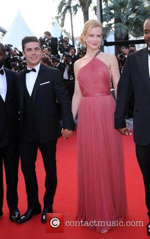 Zac Efron, Nicole Kidman and Cannes Film Festival