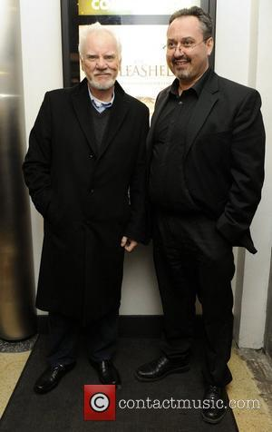 Malcolm McDowell and Manual H. Da Silva  'The Unleashed' premiere at The Royal during the 2012 Canadian Film Festival...