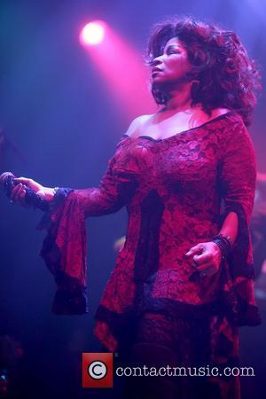Chaka Khan performs live at Melkweg Amsterdam, The Netherlands - 19.10.12