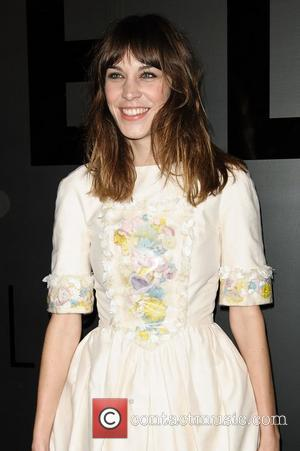 Alexa Chung Fuming Over Weight Criticisms