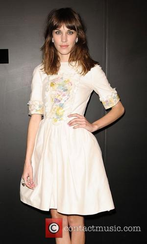 Alexa Chung,  at the celebration of Chanel Fine Jewelry's 80th anniversary of the 'Bijoux De Diamants' collection created by...