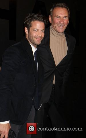 Nate Berkus and Hal Rubenstein,  at the celebration of Chanel Fine Jewelry's 80th anniversary of the 'Bijoux De Diamants'...
