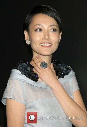 Rinko Kikuchi Chanel Fine Jewelry's 80th anniversary of the 'Bijoux De Diamants' collection created by Gabrielle Chanel. New York City,...