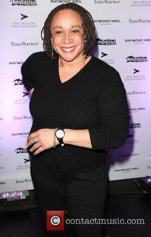 S. Epatha Merkerson LAByrinth Theater Company Celebrity Charades 2013 Benefit Gala - Arrivals  Featuring: S. Epatha Merkerson Where: New...