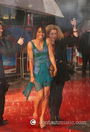 Dame Kelly Holmes Chariots of Fire premiere held at the Empire Leicester Square - Arrivals London, England - 09.07.12