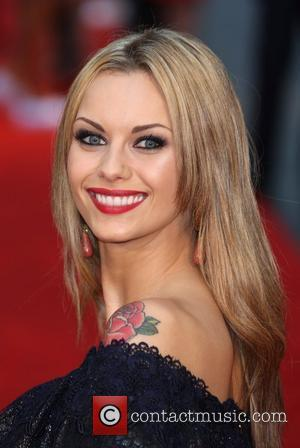 Jessica-Jane Clement Chariots of Fire premiere held at the Empire Leicester Square - Arrivals London, England - 09.07.12