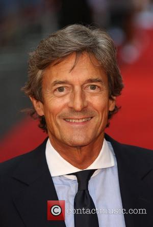Nigel Havers Chariots of Fire premiere held at the Empire Leicester Square - Arrivals London, England - 09.07.12