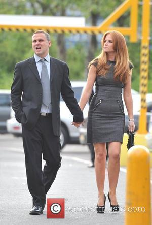 Patsy Palmer and husband Richard Merkell Charity Gala Dinner in aid of The Ben Kinsella Trust held at the Gilgamesh...