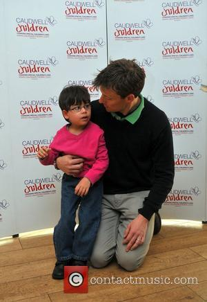 Ben Shephard Caudwell Children Celebrity Golf Classic held at Foxhills Hotel and Resort Surrey, England - 26.04.12
