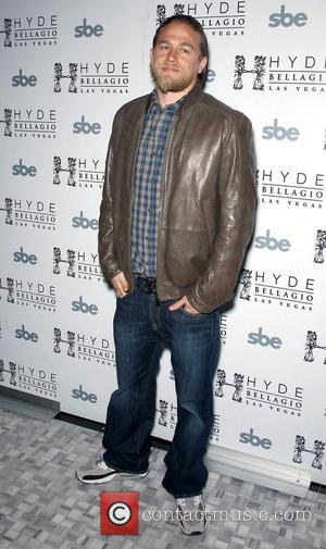 Charlie Hunnam Charlie Hunnam celebrates Fifth Season of Sons of Anarchy at Hyde Bellagio  Las Vegas, Nevada - 10.11.12