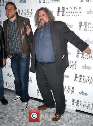 Charlie Hunnam, Mark Boone Junior Charlie Hunnam celebrates Fifth Season of Sons of Anarchy at Hyde Bellagio  Las Vegas,...