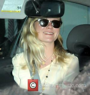 Kirsten Dunst Serves As Maid Of Honour At Best Pal's Wedding