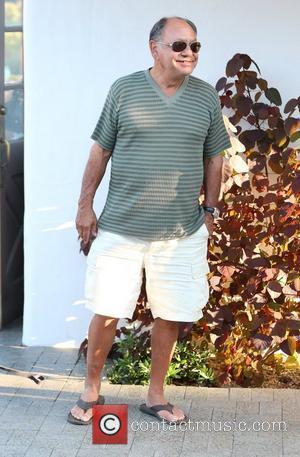 Cheech Marin visits Malibu Country Mart Los Angeles, California - 19.08.12