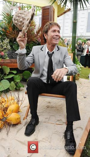 Cliff Richard  Chelsea Flower Show Press Day  London, England - 21.05.12