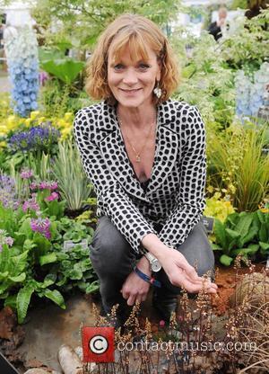 Samantha Bond  Chelsea Flower Show Press Day  London, England - 21.05.12