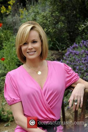 Amanda Holden The RHS Chelsea Flower Show 2012 - Press Day - Inside London, England - 21.05.12