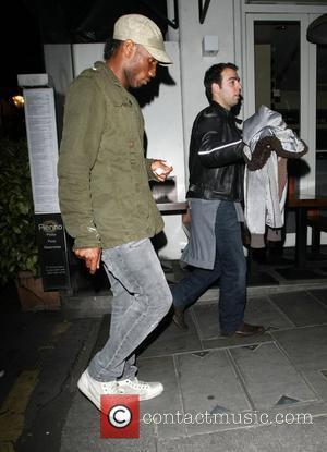 Didier Drogba and Boujis