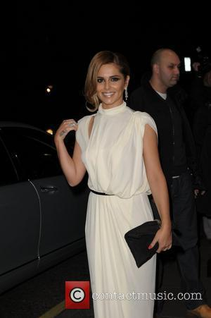 Cheryl Cole Puts Herself Up For Auction At Charity Bash