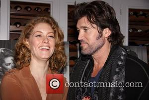 Dylis Croman and Billy Ray Cyrus  Country Music star Billy Ray Cyrus makes his Broadway debut as Billy Flynn...