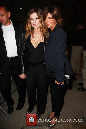 Rita Wilson and Lisa Rinna