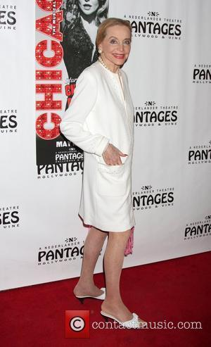 Anne Jeffreys  Opening Night of the Play 'Chicago' at Pantages Theatre  Los Angeles, California, USA - 16.05.12
