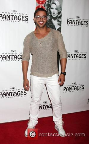 Jai Rodriguez  Opening Night of the Play 'Chicago' at Pantages Theatre  Los Angeles, California, USA - 16.05.12