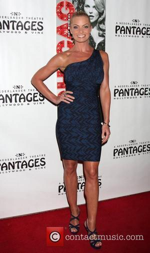 Jaime Pressly  Opening Night of the Play 'Chicago' at Pantages Theatre  Los Angeles, California, USA - 16.05.12