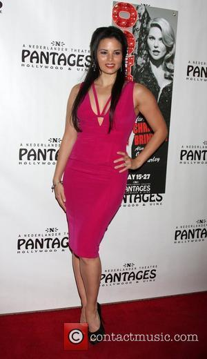 Katrina Law  Opening Night of the Play 'Chicago' at Pantages Theatre  Los Angeles, California, USA - 16.05.12