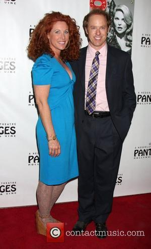 Raphael Sbarge and Guest Opening Night of the Play 'Chicago' at Pantages Theatre  Los Angeles, California, USA - 16.05.12