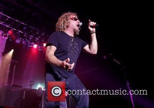 Sammy Hagar Chickenfoot performing at Manchester Academy Manchester, England - 12.01.12