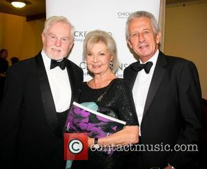 Derek Jacobi, Lady Jane Rayne-Lacey and Robert Lacey The 24th Chickenshed Annual Fundraising Gala at The Guildhall London, England -...