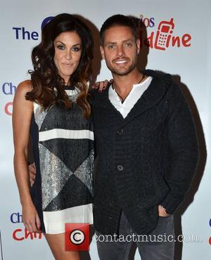 Glenda Gilson and Keith Duffy  Cheerios Childline Concert 2012 held at the O2 Arena Dublin, Ireland - 24.11.12