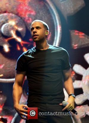 Marvin Humes of JLS  Cheerios Childline Concert 2012 held at the O2 Arena - Performances Dublin, Ireland - 24.11.12