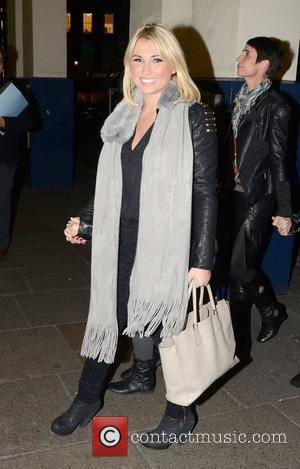 Billie Faiers  attends the Children in Need POP goes the Musical Shrek The Musical London, England - 14.11.12
