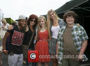 Carlon Jeffery, Mindy Sterling, Sierra McCormick, Alexandria Deberry and Aedin Mincks The STAR Eco Station's 12th Annual Children's Earth Day...