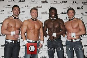Chippendales Dancers Chippendales celebrate 10th Anniversary at The Rio All-Suite Hotel and Casino in Las Vegas with special celebrity guest...