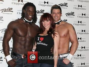 Chippendale Dancers, Chippendale's Chick Chippendales celebrate 10th Anniversary at The Rio All-Suite Hotel and Casino in Las Vegas with special...