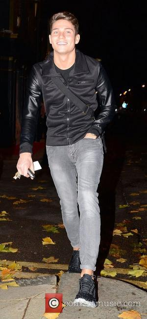 Joey Essex,  at the launch of Chloe Sims book 'Chloe Sims: The Only Way Is Up' at Luxe Nightclub...
