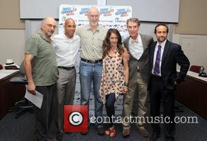 Richard Schiff, Ray Charles Jr., James Cromwell, Joely Fisher, Bill Nye and Richard Greene ,  'Choose YOUR America' Nonpartisan...