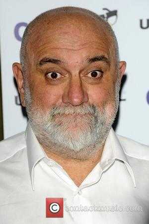 Alexei Sayle  The 2012 Chortle Awards at Cafe De Paris - Arrivals  London, England - 20.03.12