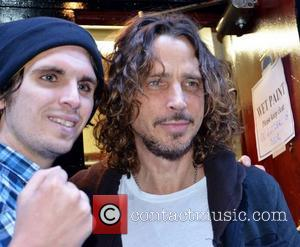Chris Cornell meets fans by the stage door ahead of his concert at the Olympia Theatre Dublin, Ireland - 13.06.12