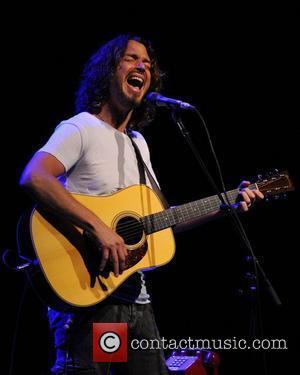 Chris Cornell performs live at The Fillmore Miami Beach at Jackie Gleason Theater  Miami Beach, Florida - 16.05.12