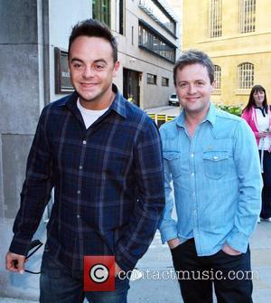 Ant And Dec Plotting American Saturday Night Takeaway