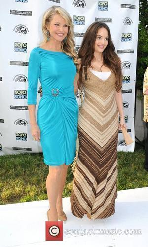 Christie Brinkley, Alexa Ray Joel