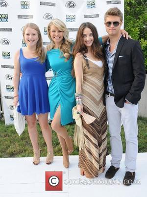 Sailor Cook Brinkley, Christie Brinkley, Alexa Ray Joel and Jack Cook,  The South Fork Natural History Museum's SOFO meets...
