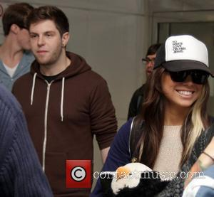 Christina Perri arriving at Luis Munoz Marin International Airport Carolina, Puerto Rico - 27.04.12